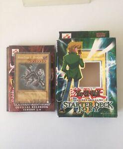 Yu-GI-Oh! - SDJ Joey Starter Deck - Sealed with Open Box - English N/A 2003