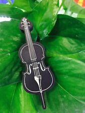 Fashion Gift Cartoon music Cello model USB 2.0 Memory Stick Flash pen Drive 8GB