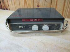 Vintage Apolec Reel to Reel Portable Tape Recorder Player 4 Transistor RA-11
