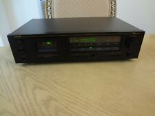 Nakamichi CR-3A In Near Mint Condition With New belts Comes with Original Box