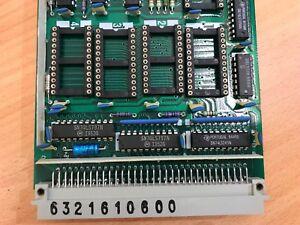Marposs 6321610600 Memory Board