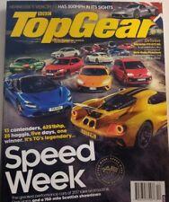 BBC Top Gear Dec 2017 Speed Week Porshe 911 GT2 RS, Rolls Royce FREE SHIPPING
