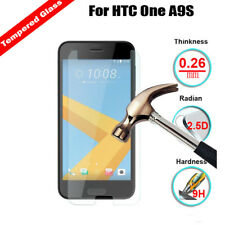 Real Genuine Tempered Glass Film Screen Protector Protection Cover For HTC Phone
