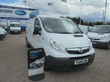 Right-hand drive Vivaro ABS Commercial Vans & Pickups