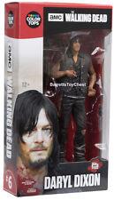 "McFarlane AMC TV The Walking Dead Color Tops 7"" Daryl Dixon"