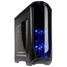 Kolink Aviatore Nero ATX mATXUSB MINI ITX USB 3.0 Gaming PC caso lo strumento libero & LED