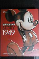 TOPOLINO STORY 1949   --  corriere della sera N 1