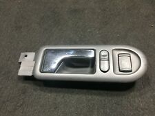 02 03 04 05 VW PASSAT FRONT INTERIOR DOOR HANDLE WITH WINDOW SWITCH OEM D23