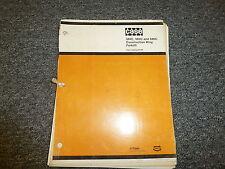 Case 584C 585C 586C Construction King Forklift Tractor Part Catalog Manual B1325