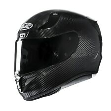 HJC RPHA 11 carbon Solid black 58/59-l racing/sport motocicleta-casco nuevo + +