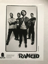 Rancid: Official Promo Photo. Tim Armstrong