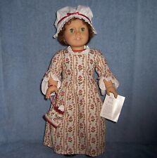 "MINTY~AMERICAN GIRL~18"" FELICITY~Original~Pleasant Company~Doll~Purse~Hang Tag"