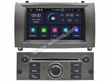 "AUTORADIO 7""Android 9.0 Peugeot 407 (2004-2010) 4gb/64gb Navigatore Usb wifi GPS"
