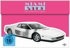 Miami Vice - Die komplette Serie - Staffel/Season 1+2+3+4+5 # 30-DVD-BOX-NEU