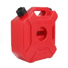 3L Red Jerry Can Gas Plastic Fuel Tank Petrol ATV UTV Motorcycle/Car Gokart