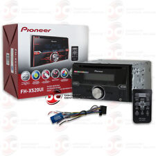NEW PIONEER FH-X520UI DOUBLE DIN CAR STEREO CD PLAYER PANDORA CONTROL & REMOTE