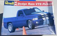 Dodge Boys Pickup Ram Truck Vts V10 94 95 96 Viper Mopar Revell Model Kit