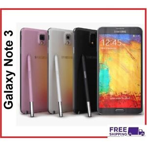 Samsung Galaxy Note 3 SM-N9005 16/32GB Unlocked Android 4G LTE Smartphone