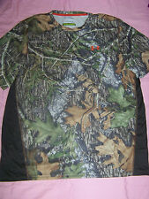 Under Armour Men's Mossy Oak Scent Control Men's Shirt 2XL