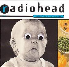 RADIOHEAD-Anyone Can Play Guitar-CD Single-1993 Capitol USA Promo-DPRO-79773