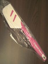 Tupperware D 167 Griffbereit Top-Schaber Topschaber Weiß / Rosa Pink Neu OVP