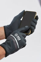 Time to Run Windproof Pro Spirit Reflective Running/Cycling Glove Free UK P & P