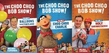 The Choo Choo Bob Show!  Volumes 1-3 DVD Bundle!