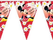 Minnie Mouse Party Decorations Banner Minnie Mouse Birthday