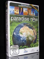 DVD PARADISE NOW - 7 DISC-BOX-SET - NATUR-DOKUMENTATION - NABU *** NEU ***