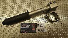 TRIUMPH LEFT SPEED TRIPLE 955 CLIP ON HANDLEBAR handle bar clipon bars
