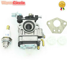 New carburetor for harbor freight 52cc auger wacker gas powered machines