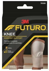 3M Futuro Comfort Lift Knee Support Size Small 76586 S Injury Brace All Day