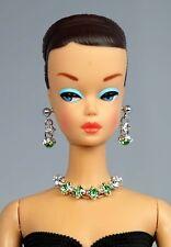 Barbie Repro Vintage FR Handmade Necklace Earrings Jewelry Set NE1778