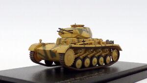Hobby Master 1/72 Scale HG4608 - German Panzer II Tank - Zitadelle 1943