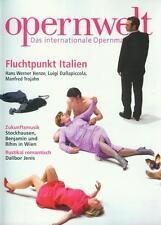 Opernwelt 2008/07 (Dalibor Jenis)