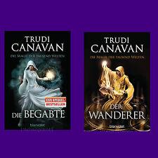 Trudi Canavan - Die Magie der tausend Welten Trilogie Band 1+2 im Set Portofrei