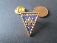a5 FIORENTINA FC club spilla football calcio soccer pins italia italy