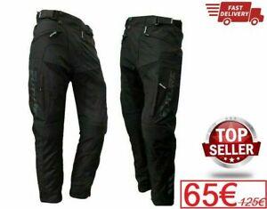 Pantaloni Moto Tecnici 3 Strati 4 Stagioni Pro Future Impermeabile