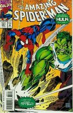 Amazing Spiderman # 381 (Hulk) (Mark Bagley) (Estados Unidos, 1993)