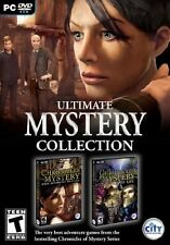 Ultimate Mystery Collection, Chronicles Scorpio Ritual & The Tree of life PC