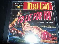 Meat Loaf / Meatloaf I'D Lie For You Rare USA Maxi 4 Track CD Single
