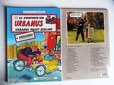 Urbanus nr 32  Uitgeverij Loempia  1991