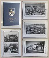 Geschichte von Menschen & Unternehmen der Stadt Heidenau 1997 Sachsen Ortskunde