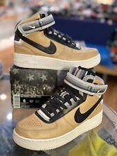 2014 Nike Air Force 1 Mid SP / Tisci RT Vachetta Tan 677130 200 Size 6