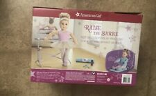 American Girl Ballet Barre & Outfit Set. Truly Me Collection.  NEW unopened Box