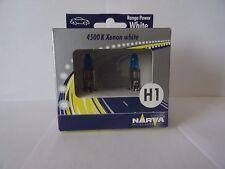 H1 12V 55w Narva Range Power White 4500K Xenon White Bulb Lamp