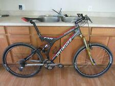 Specialized Enduro Pro FSR Full Suspension Mountain Bike w/ Fox Float R