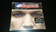 LIMP BIZKIT BEHIND BLUE EYES MAXI SINGLE CD 4 TRACKS 2003 MEGA RARE NEW SEALED
