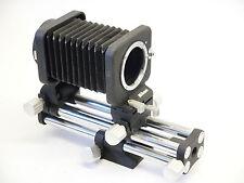 Nikon pb-4 unità a soffietto. Stock No. c0932