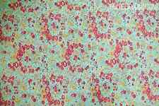 LIBERTY OF LONDON Classic Tatum A Tana Lawn 100% Cotton Fabric Fat Eighth
